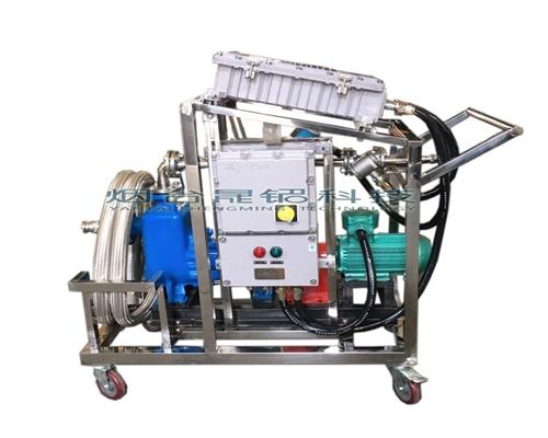 枣庄双氧水灌装吨桶设备