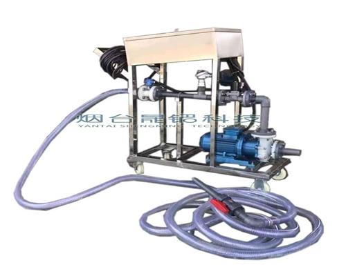 枣庄硫酸灌装分装塑料桶计量泵