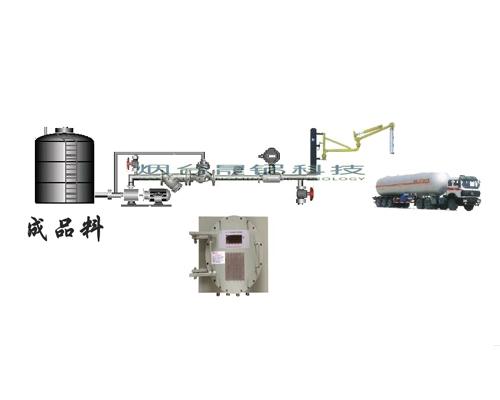 自动定量灌装槽车设备