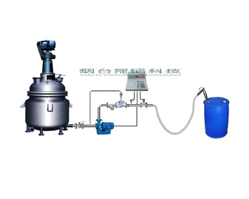 枣庄化工液体定量分装大桶