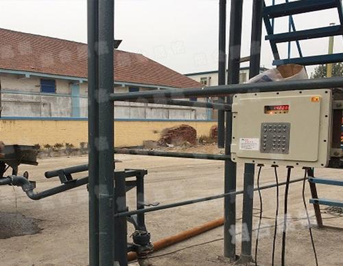 淄博防爆型鹤管灌装槽车系统