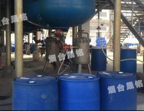 丙烯酸自动定量分装设备