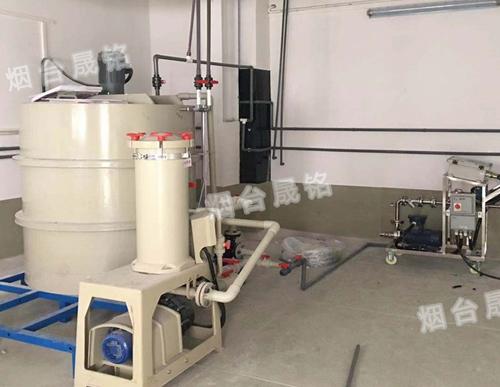 化学镀镍剂脱模剂定量分装设备