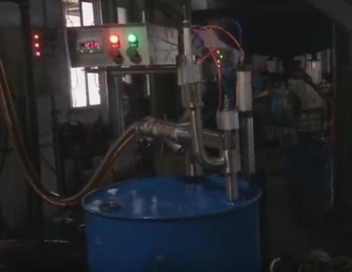 山东晟铭称重灌装视频