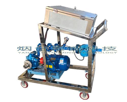 增塑剂定量分装大桶计量设备