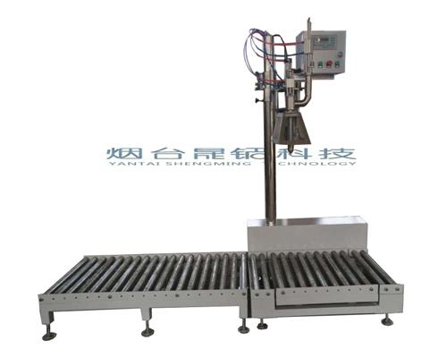 润滑油灌装机生产线