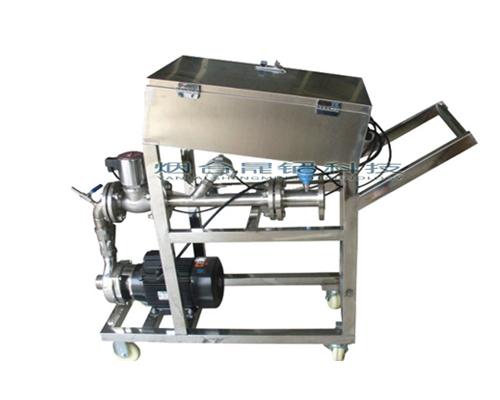槽罐车定量分装大桶设备