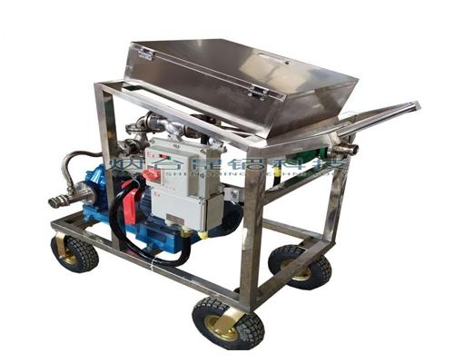 消毒剂灌装桶设备