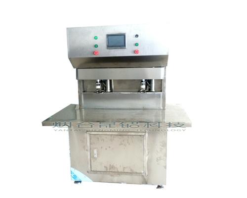 3-22公斤双头铝箔袋液体灌装机