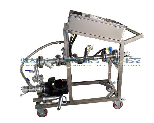 液体管道定量输送计量装置